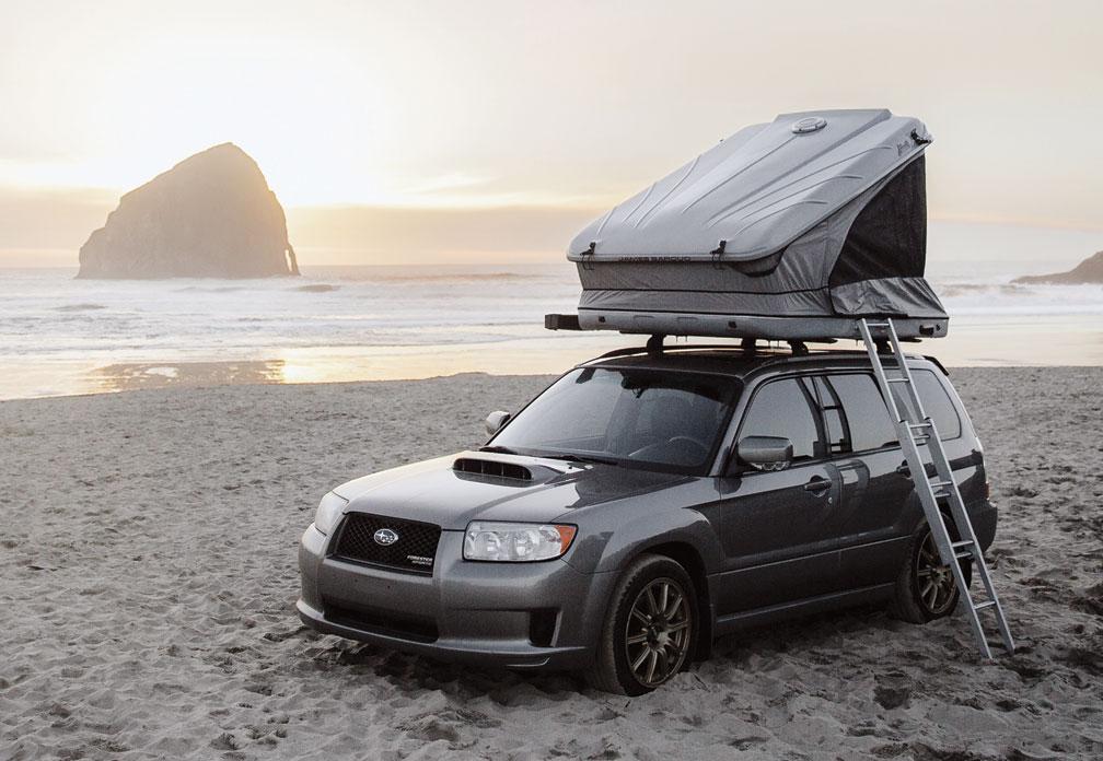 Subaru Forester Cargo Space >> Daktent James Baroud Discovery Space | Daktent.nl Baarn