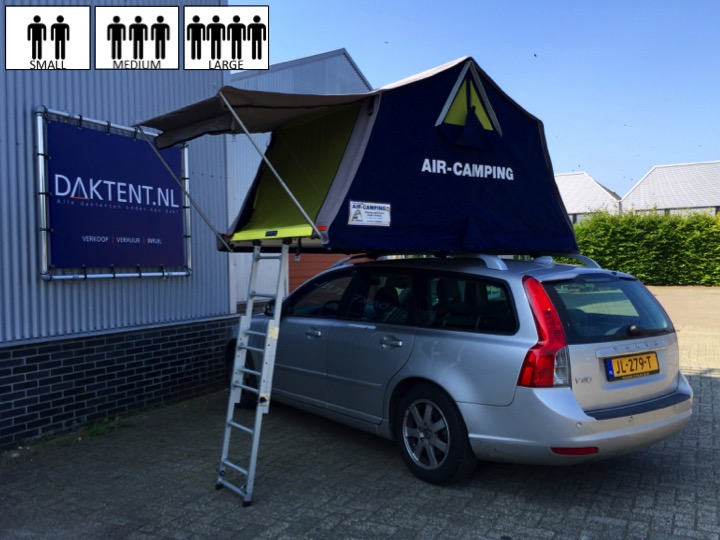 Air-Camping daktent