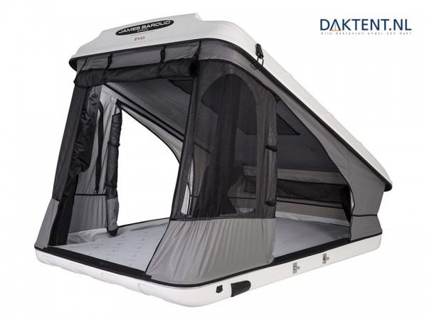 James Baroud Space daktent wit (1)