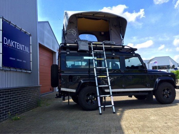 Outback electric daktent defender
