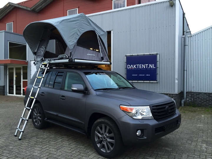 Outback electric daktent Toyota