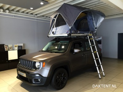 Outback electric daktent jeep