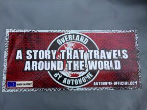 Overland Daktent logo