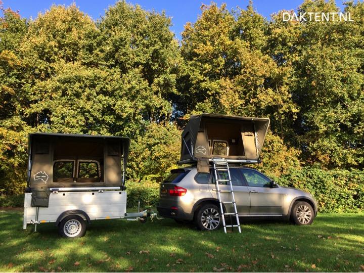 Daktent Trailer Daktent.nl