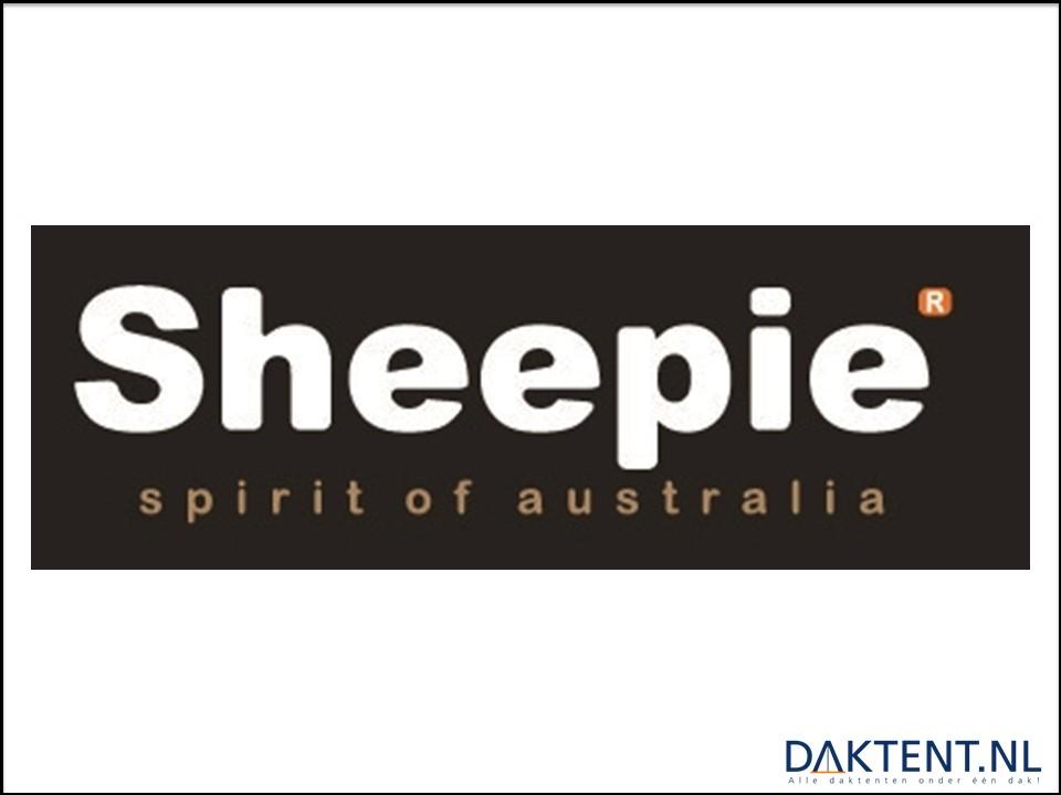 Sheepie daktent logo