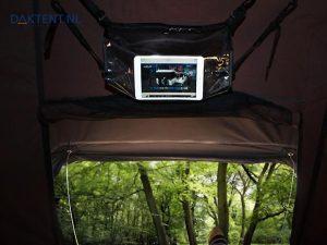 iKamper Accesoires tablet houder