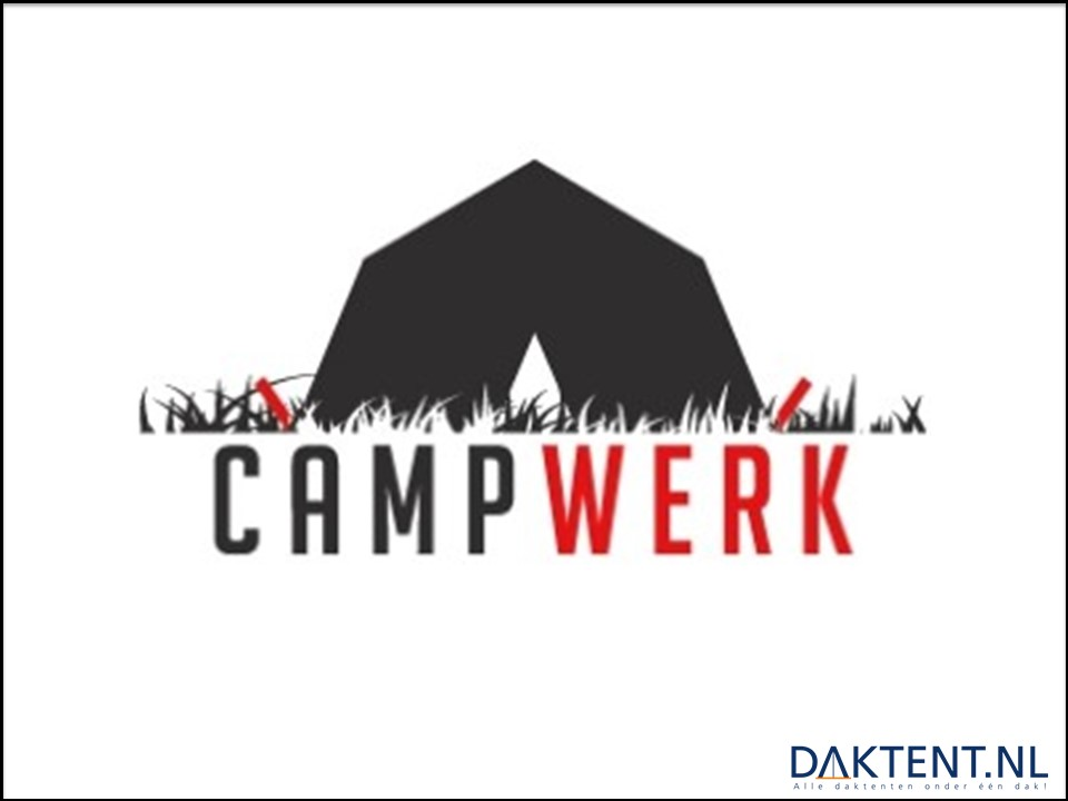 Logo Campwerk daktent