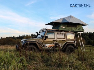 Rooflodge Evolution daktent (3) wrangler