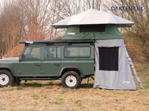 Rooflodge Evolution daktent (5) defender