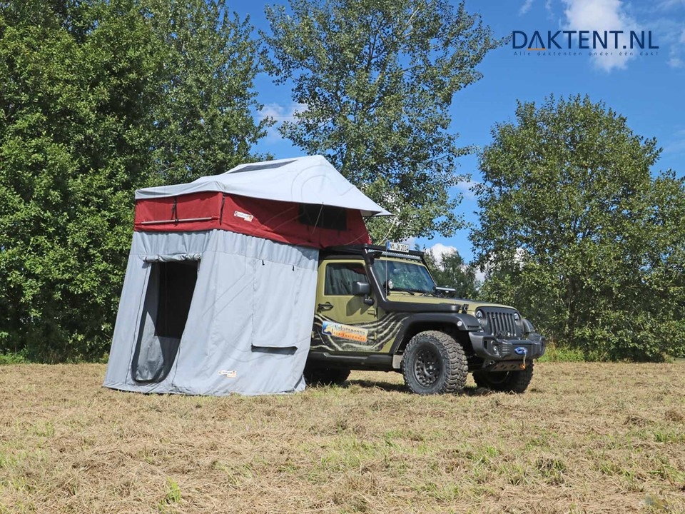 Rooflodge Evolution daktent (6)
