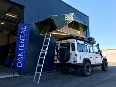 Defender Jazz 1400 daktent wit