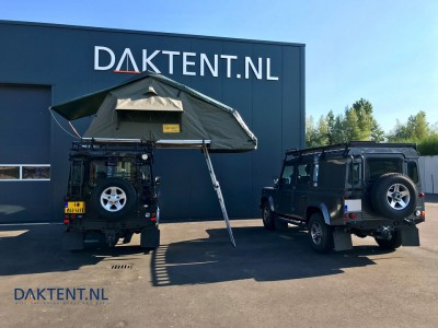 Defender T-Top daktent