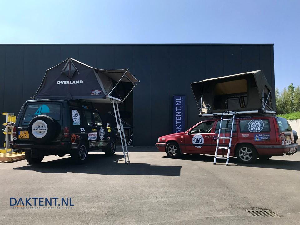 Discovery V70 Volvo daktent jimba Overland