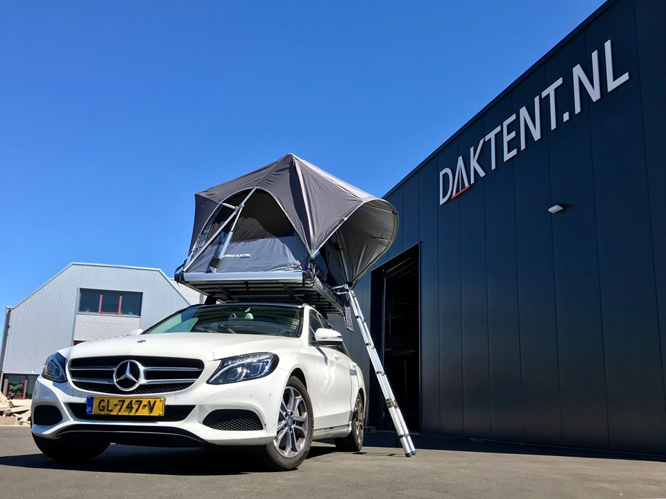 Mercedes C-Klasse Daktent outback