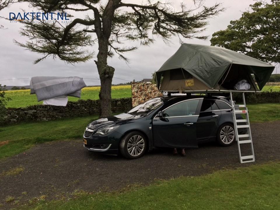 Opel Astra daktent Jazz
