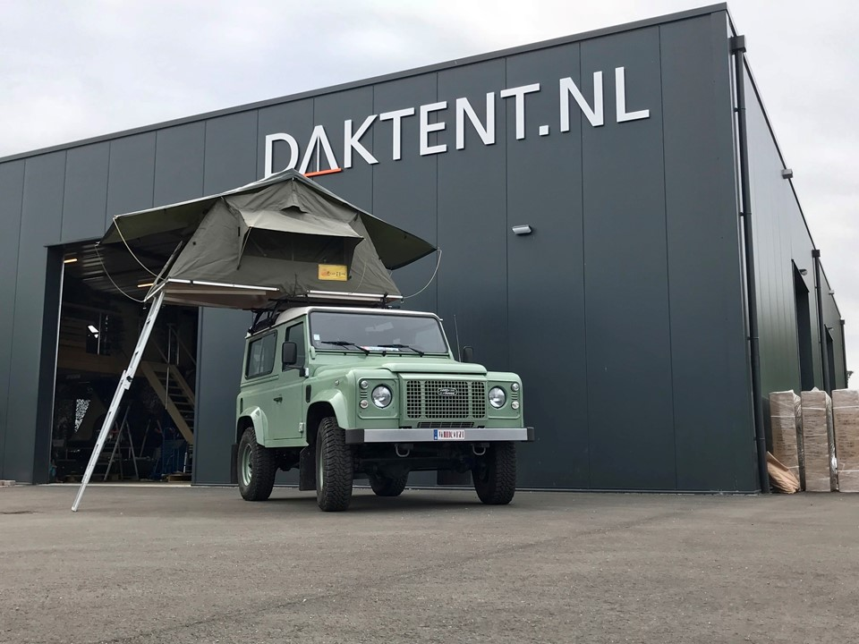 Series 3 Defender daktent