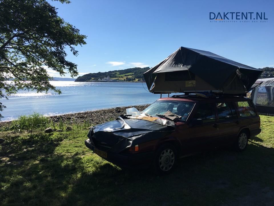 Volvo V70 Daktent Jazz
