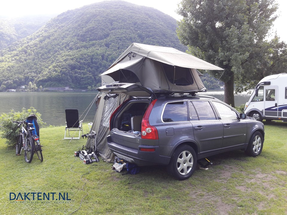 Volvo XC90 DTBD 140CL Daktent
