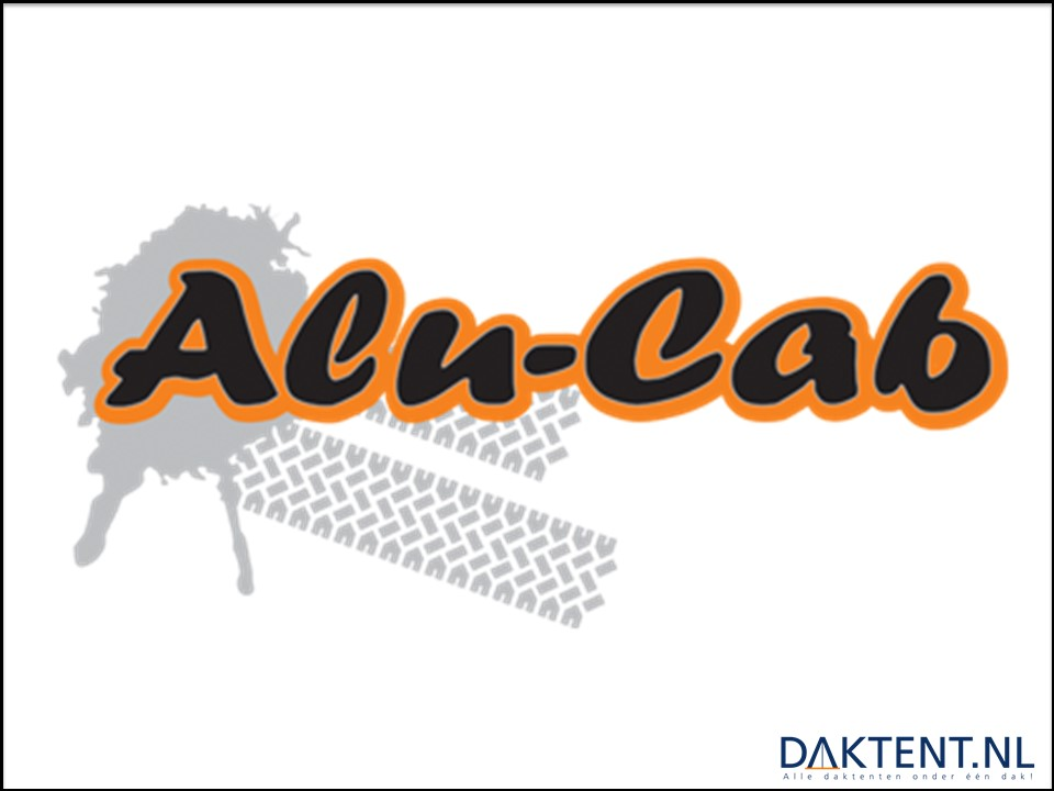 Alu-Cab Logo daktent
