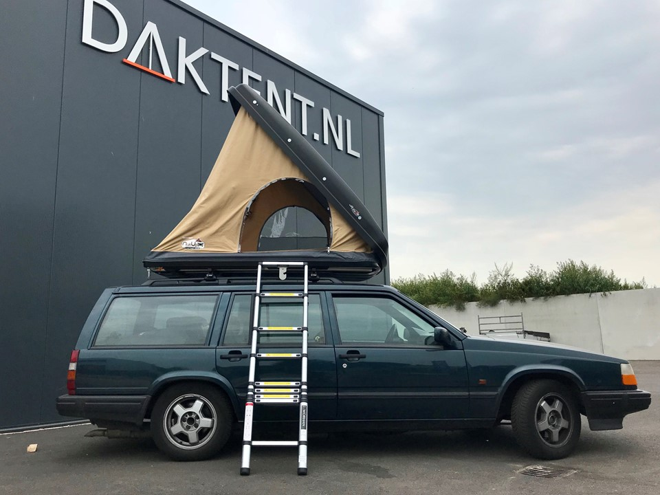 Hussarde Duo Volvo daktent