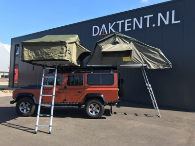 2 daktent defender 110 T-Top DTBD