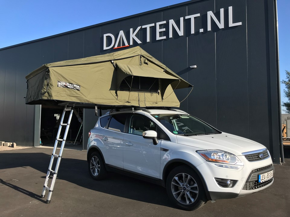 roof tent Ford DTBD
