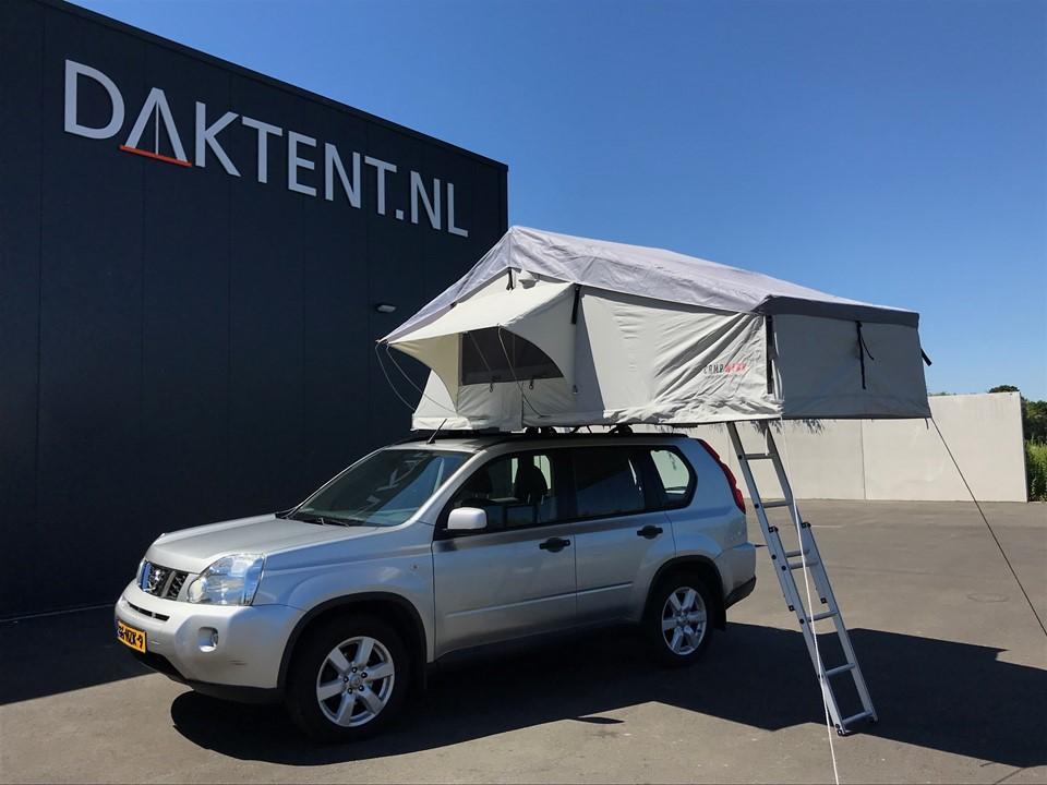 Nissan X-Trail Daktent Campwerk Adventure (1)