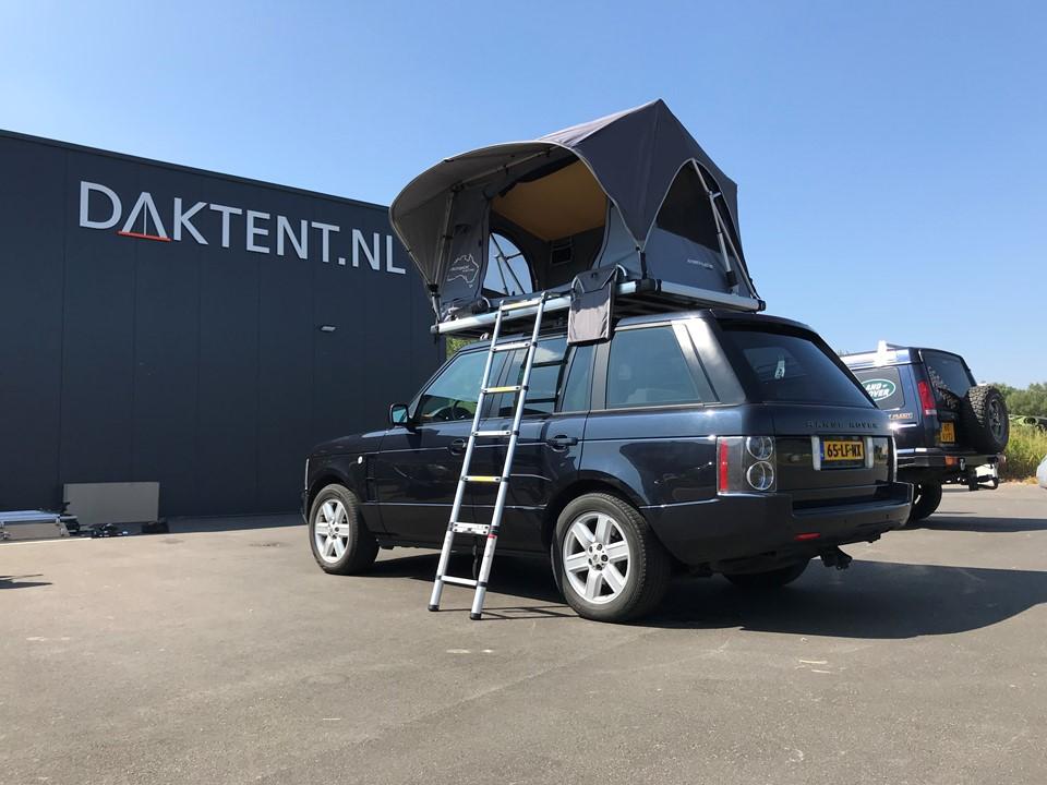 Range Rover Outback sheepie daktent