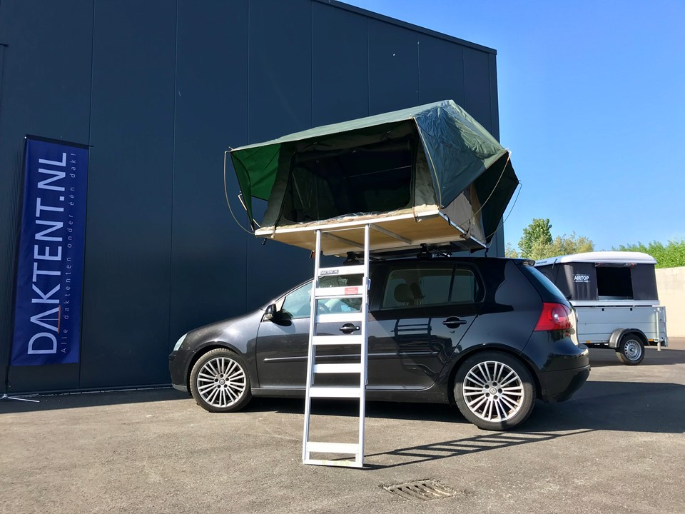 Volkswagen Golf daktent Jazz