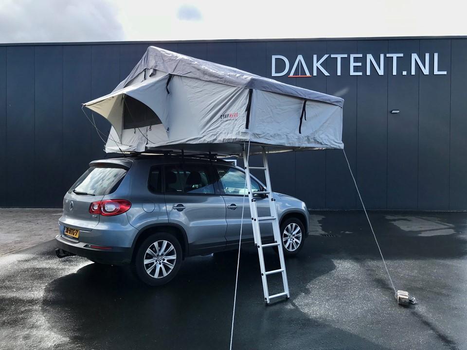 Volkswagen Tiguan Campwerk daktent