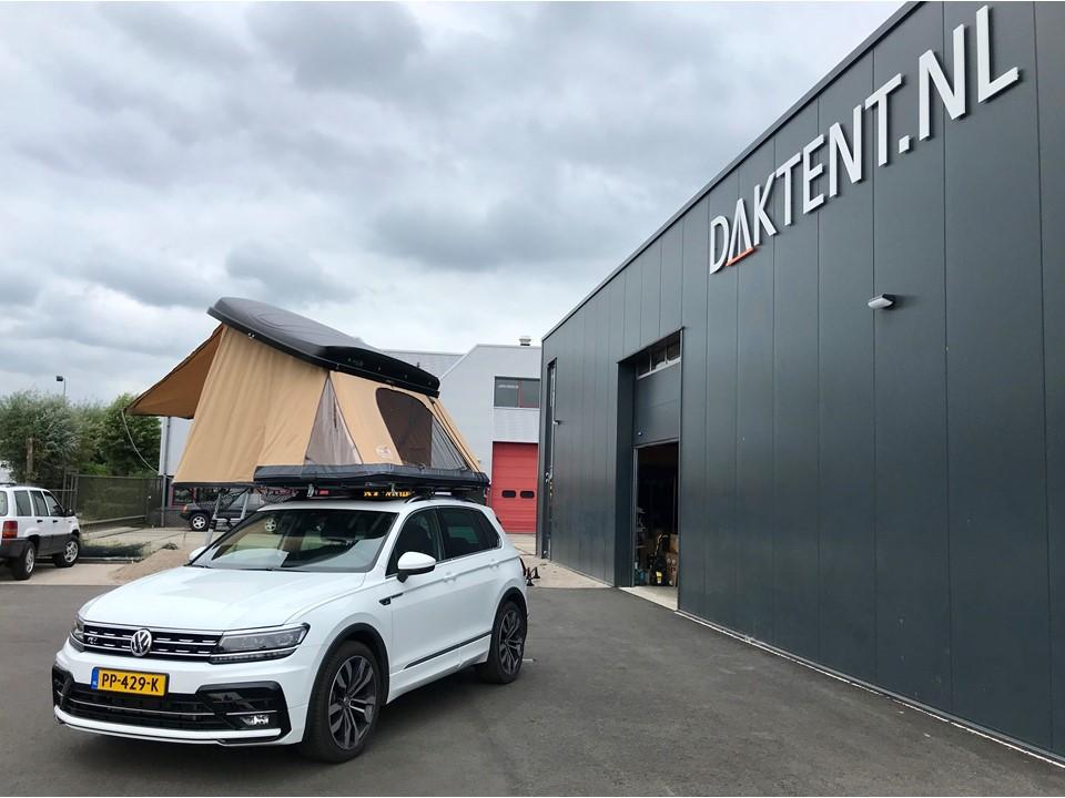 Volkswagen Tiguan daktent Quatro
