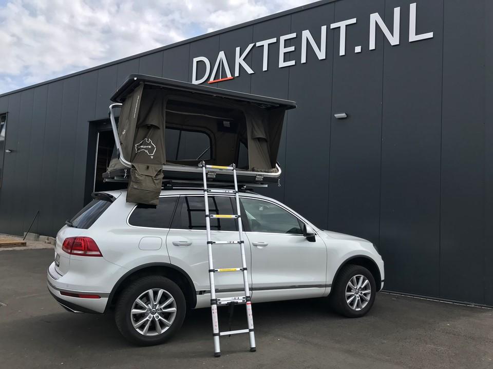 Volkswagen Touareg daktent Gascoyne