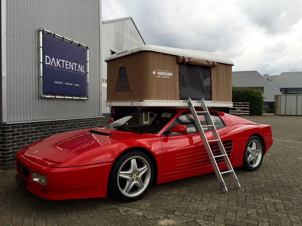 Ferrari daktent maggiolina