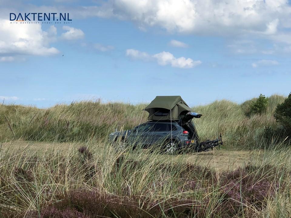 Jeep DTBD daktent 140cl ondertent