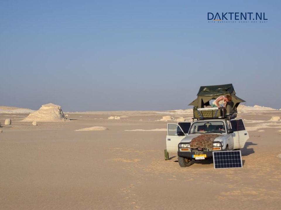 Landcruiser Marokko daktent series 3