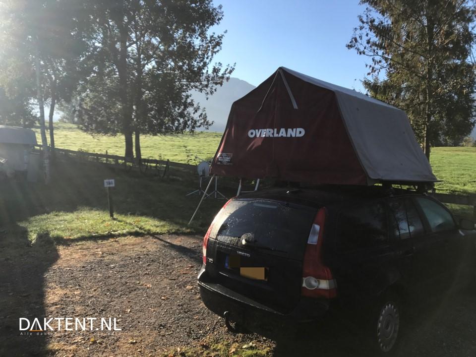 Volvo daktent Overland