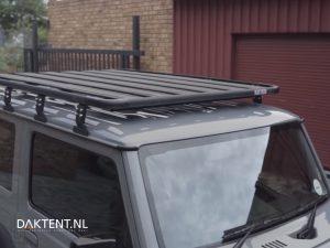 nieuwe Jimny roof rack