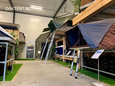 showroom daktenten