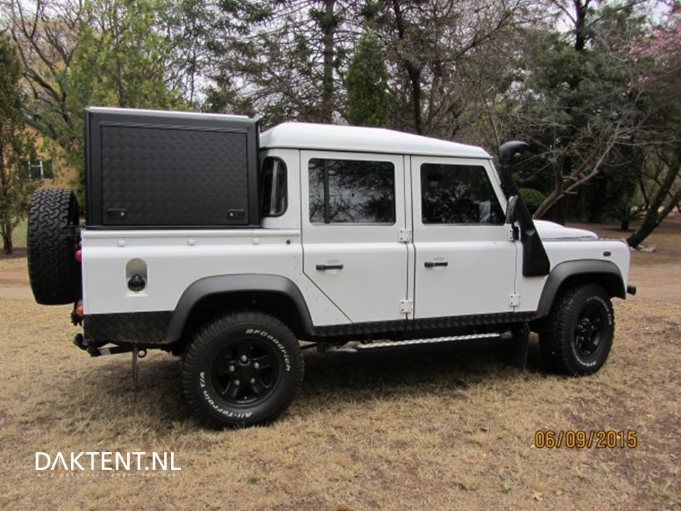 Hard top Defender 110
