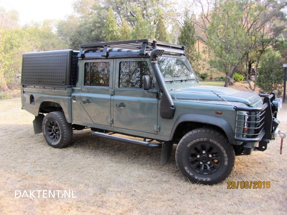 Hard top Defender 130