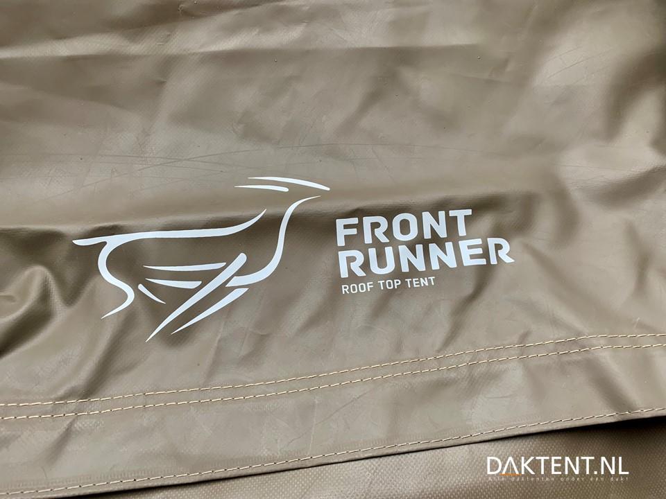 Frontrunner daktent logo