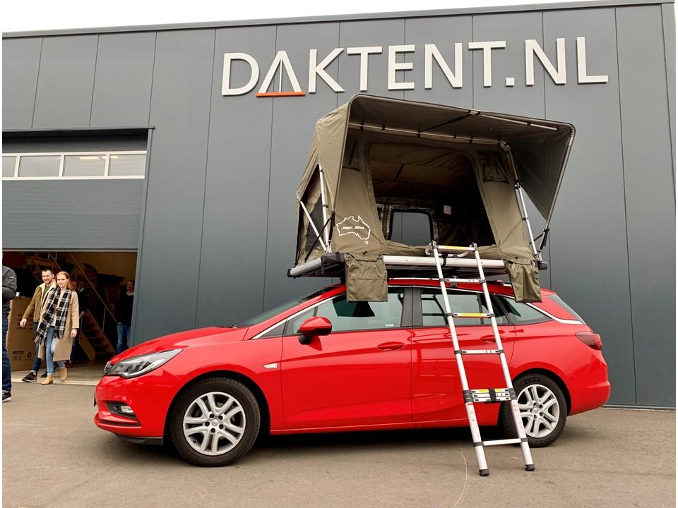 Opel Astra daktent jimba jimba