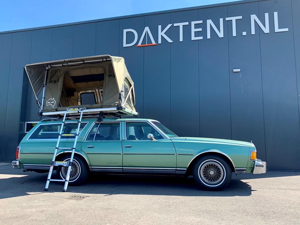 Chevy Caprice 1979 wagon daktent