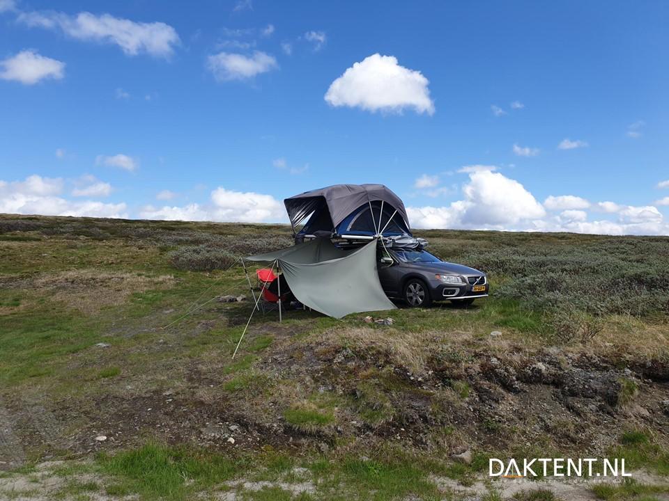 Volvo XC90 daktent sheepie Yuna