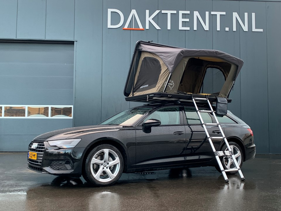 Sheepie Bookara roof top tent Audi A6