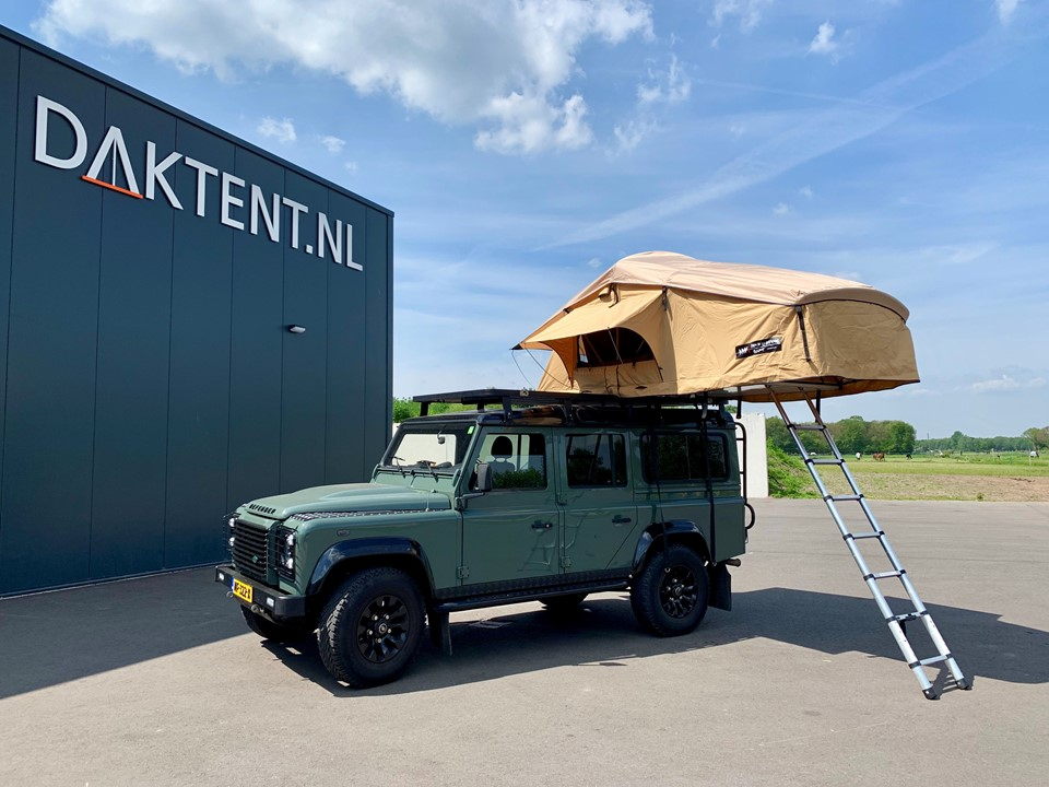 Daktent Dare to be different Defender 110