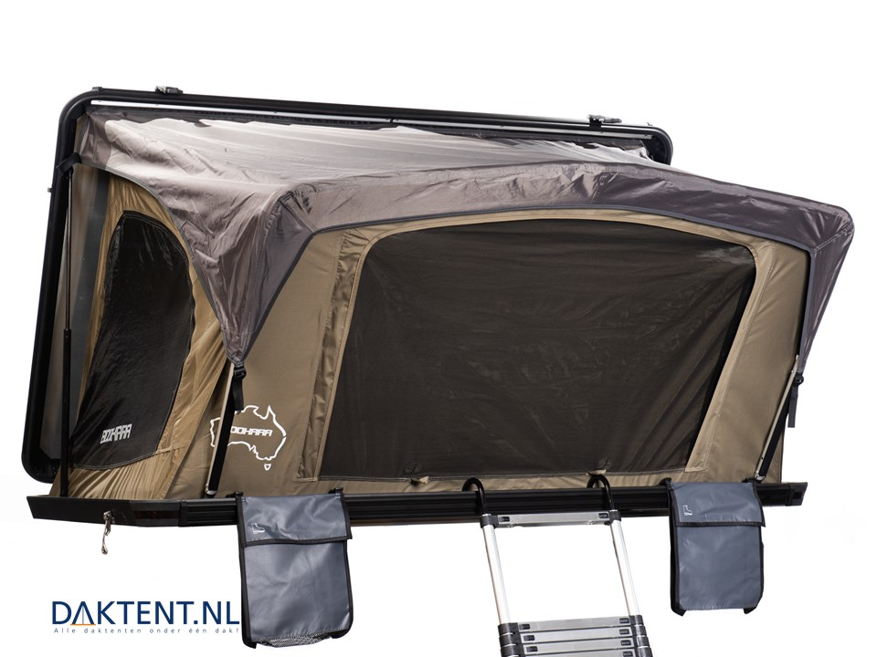 Muggengaas roof top tent