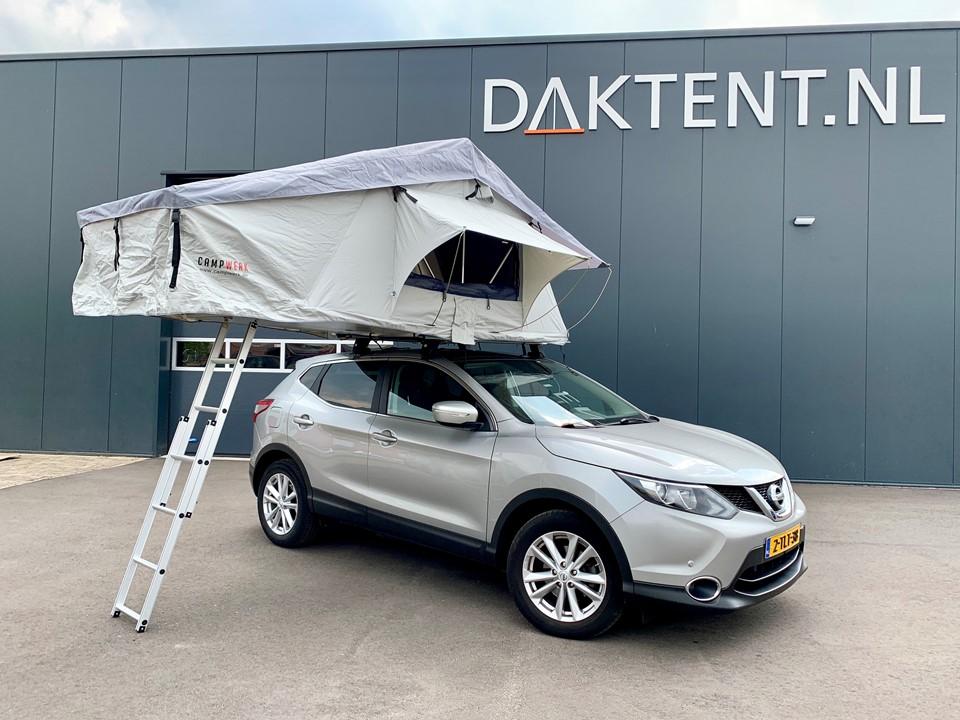 Nissan Qashqai daktent Campwerk Adventure