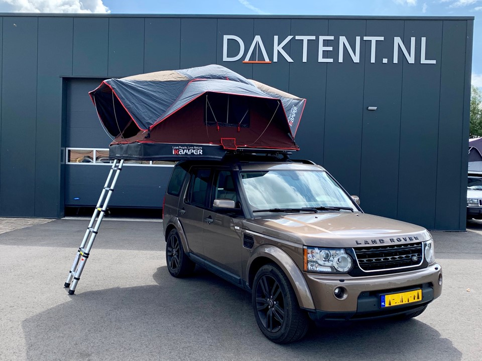 X-Cover daktent Landrover Discovery 4